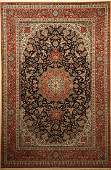 Fine Isfahan Carpet (Signed),