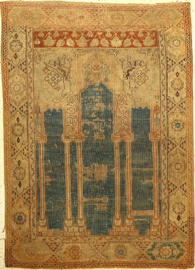 Transylvanian 'Prayer Rug',