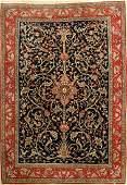Fine & Rare Kurk Qum Carpet (Tree Of Life),
