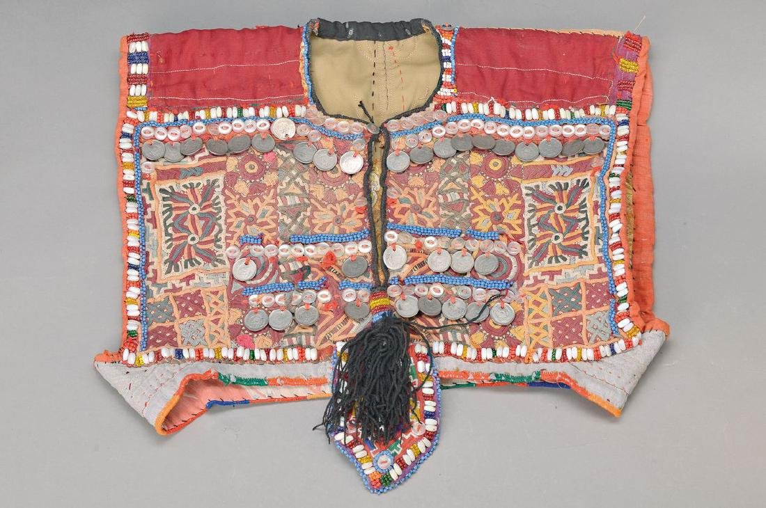 children ceremonial dress of the Turkmen, Central