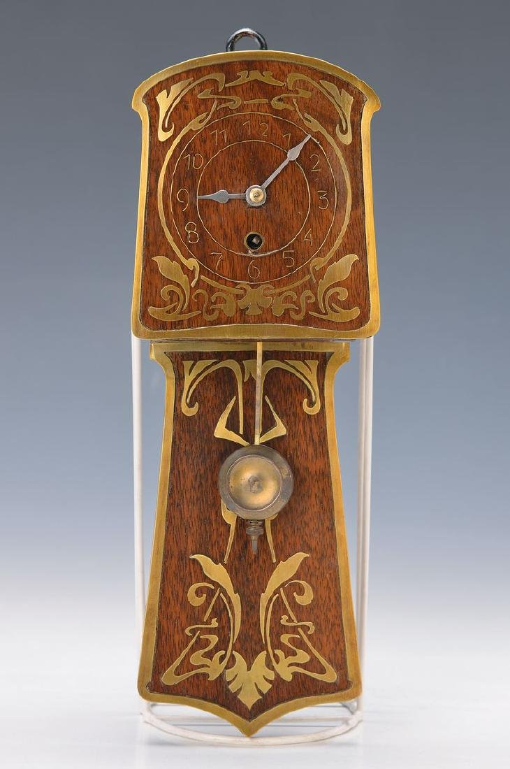 Small wall clock, Ehrhardt & Sons