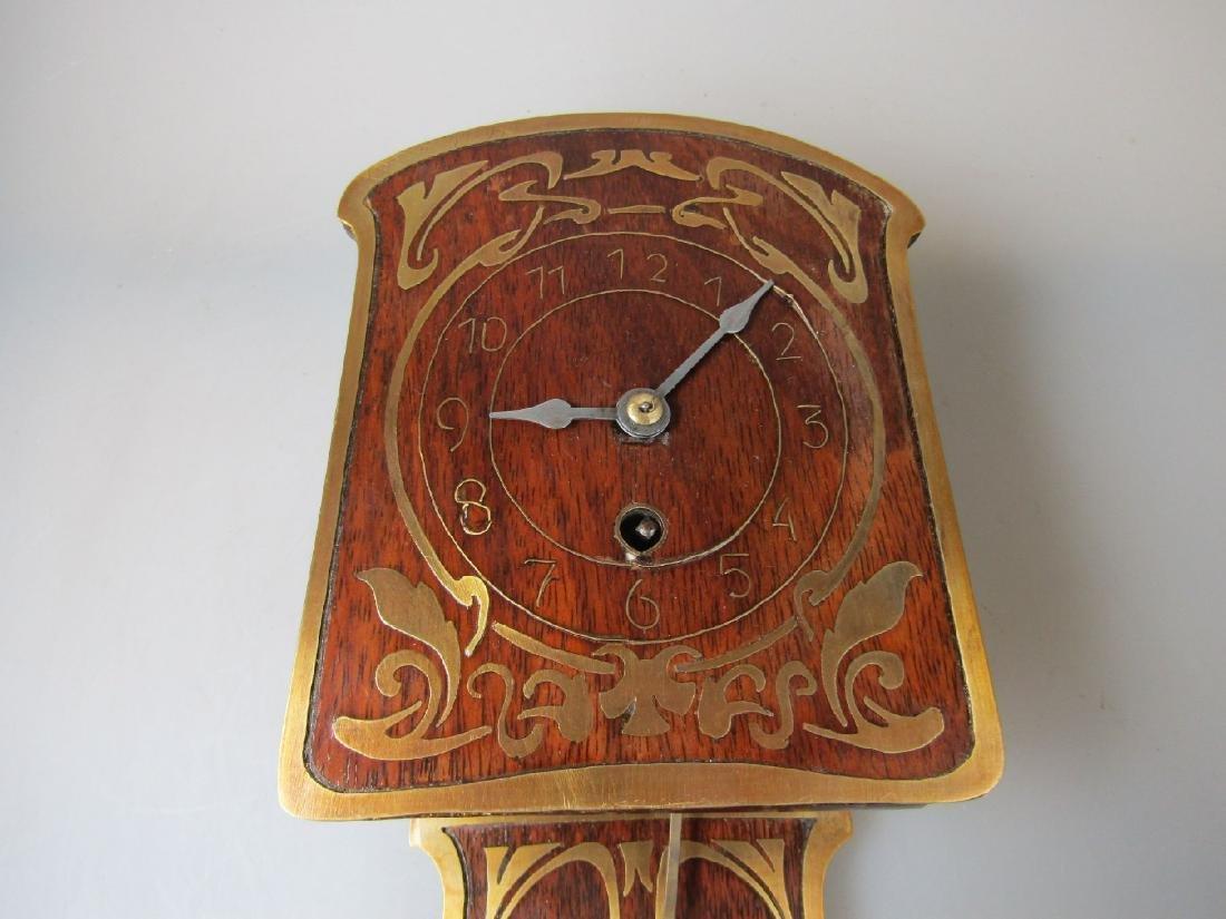 Small wall clock, Ehrhardt & Sons - 2