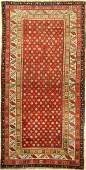 Karabagh Rug (star design), Caucasus, around 1930, wool
