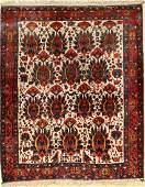 Afshar Rug Persia around 194050 wool on cotton