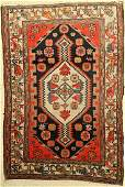Malayer Rug, Persia, around 1940, wool on cotton