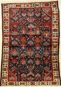 Bachtiar Rug Persia around 1930 wool on cotton