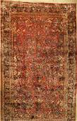Saruk US Carpet Persia around 192030 wool on cotton