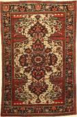 Farahan Rug Persia around 1900 wool on cotton
