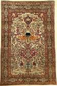 Rare Isfahan 'Ahmad' Rug,