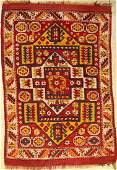 Canakkale rug, Turkey, around 1920, wool on wool