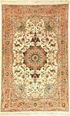 Tabriz rug fine (50 RAJ), Persia, approx. 40 years,