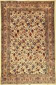 Birjand carpet alt, Persia, approx. 60 Jahre, Wolle auf