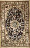 Nain carpet, Persia, approx. 40 years, wool oncotton