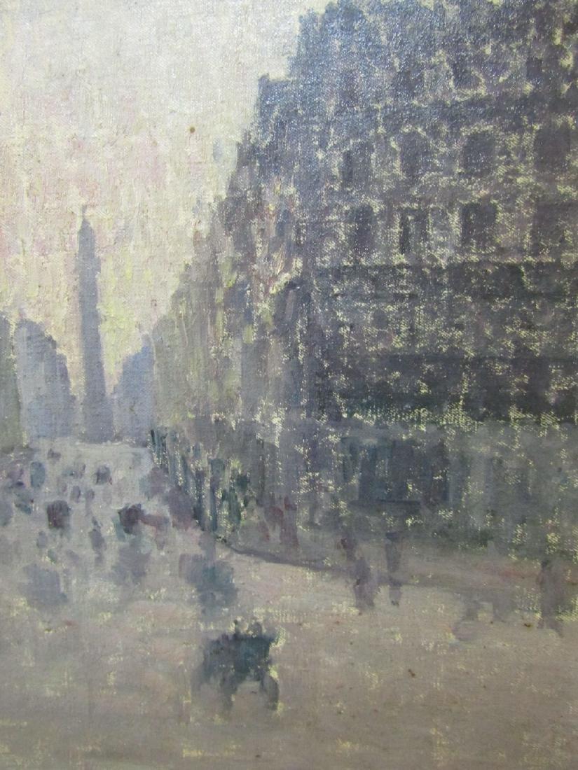 Unidentified artist, France, around 1920, Viewfrom - 4