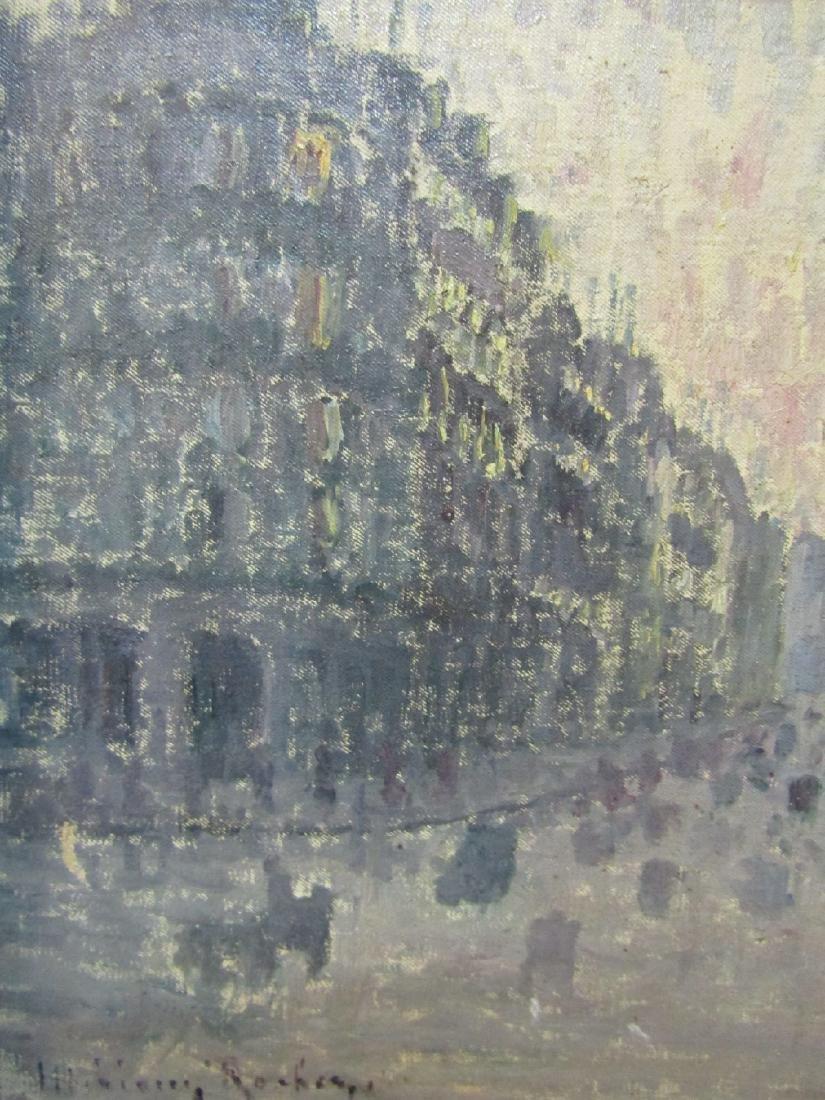 Unidentified artist, France, around 1920, Viewfrom - 5