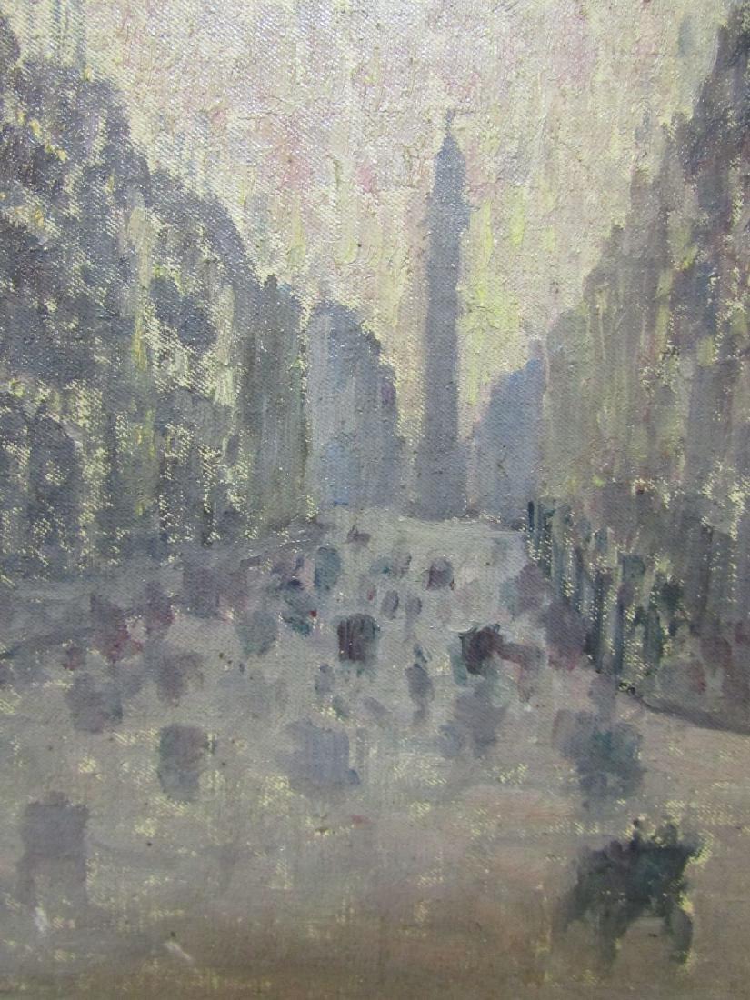 Unidentified artist, France, around 1920, Viewfrom - 6