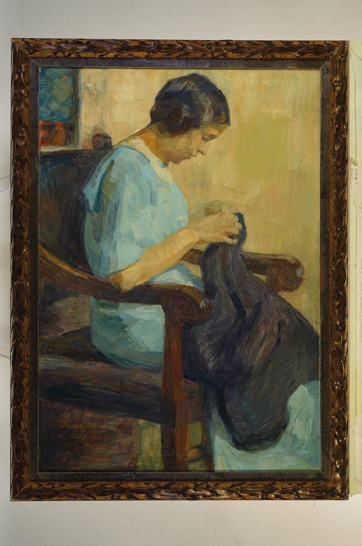 Josef Hansen, born 1871 Elberfeld, Studies at the - 3