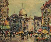 Jean Remy, born 1893, French painter of architecture