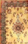 Large Kirman 'Rashid Farokhi' Oversize-Carpet (Signed),