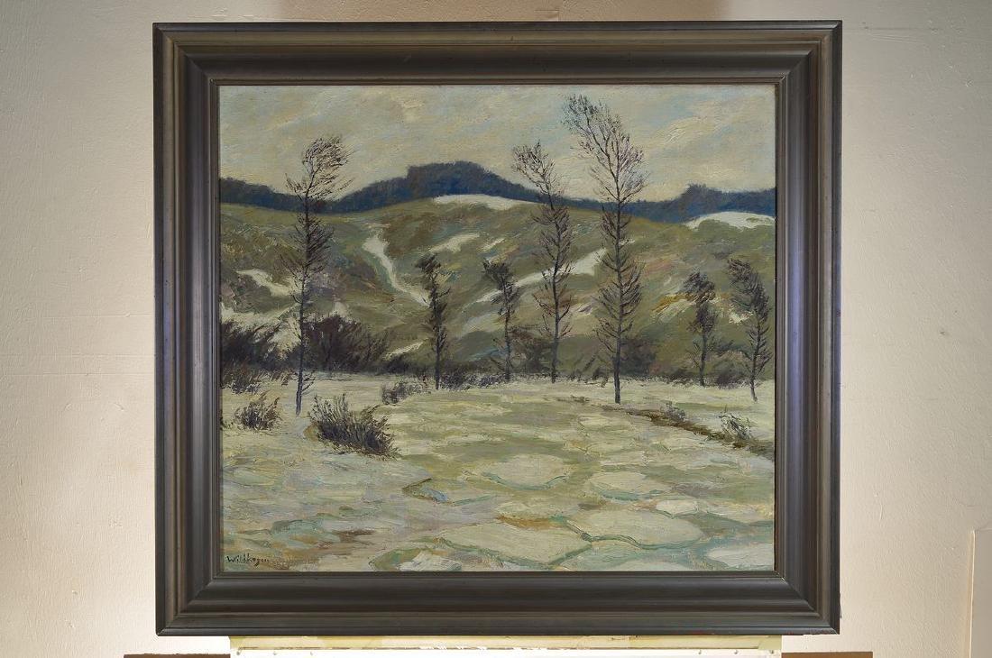 Fritz Wildhagen, 1878 Moscow - 1956 Holte Castle - 3