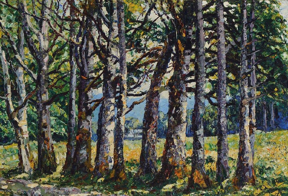 Hugo Kreyssig, 1873 Coburg-1939 Munich, group of
