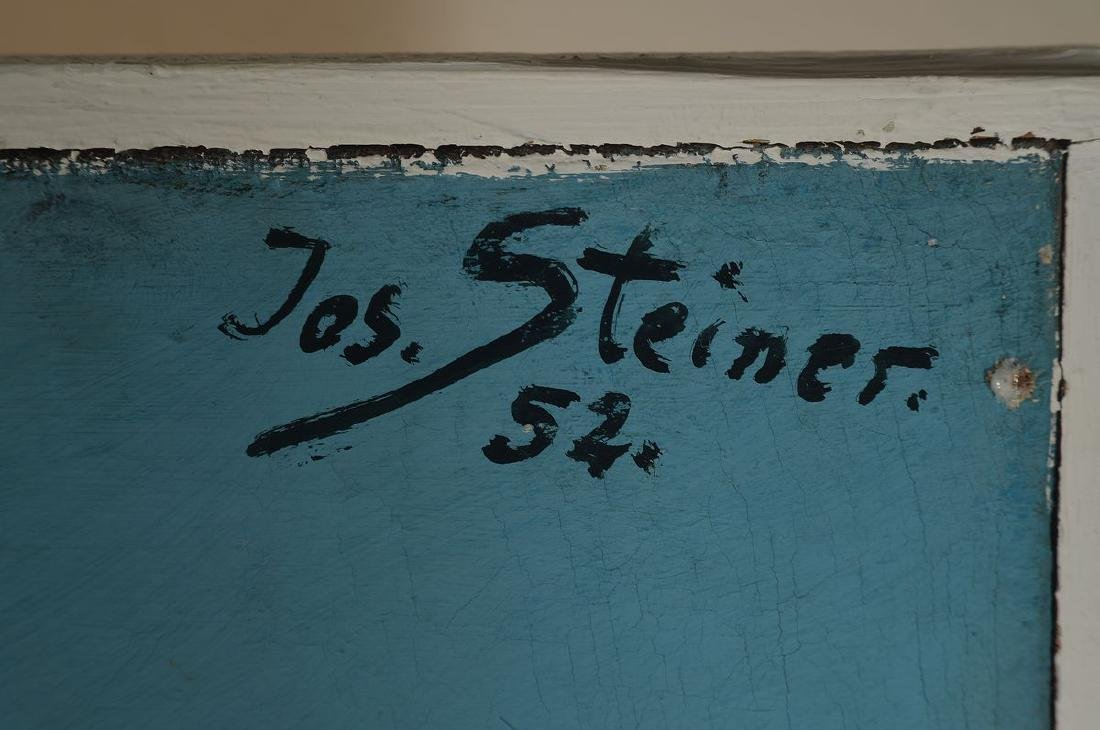 Josef Steiner, 1899-1977 Munich, German painter - 2
