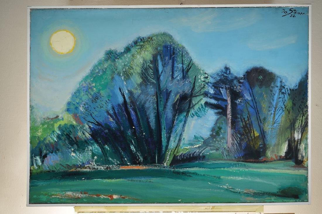 Josef Steiner, 1899-1977 Munich, German painter - 3