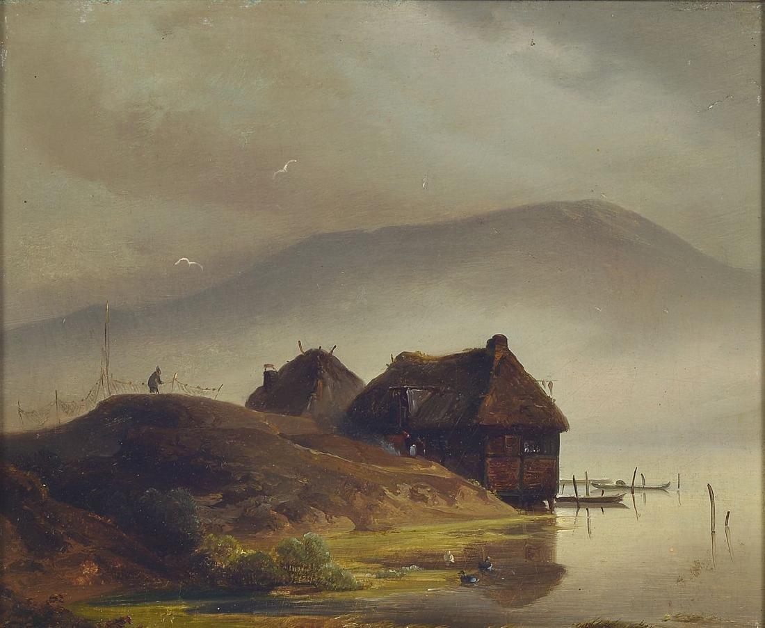 Attribution: Caspar Johann Nepomuk Scheuren, 1810-1887