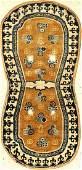 'Published' Rare & Early Gansu 'Saddle' (Qing Dynasty),