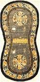 'Published' Important Early Ningxia 'Saddle' (Qing