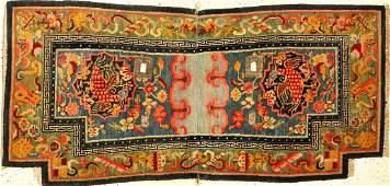 'Published' Tibetan Shigatse 'Makden' Saddle (Phoenyx
