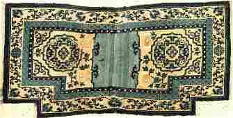 Published Tibetan Makden Saddle