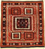 'Published' Early Bergama Rug (Published By Peter