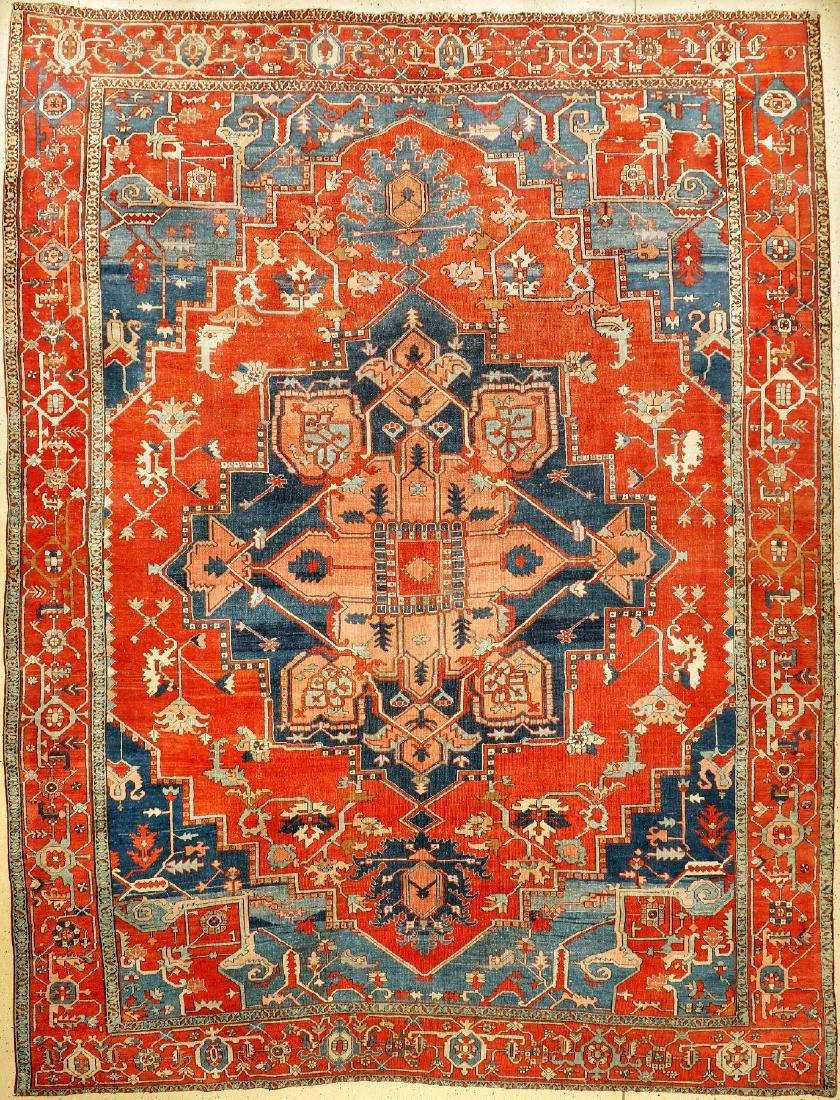 Fine Serapi-Karadja Carpet,