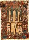 Rare Konya Karapinar 'Prayer Rug' (With Camel-Wool