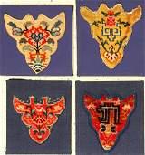 (4 Lots) Tibetan 'Animal-Head Jewelry',