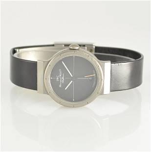 IWC/PORSCHE DESIGN titanium ladies wristwatch