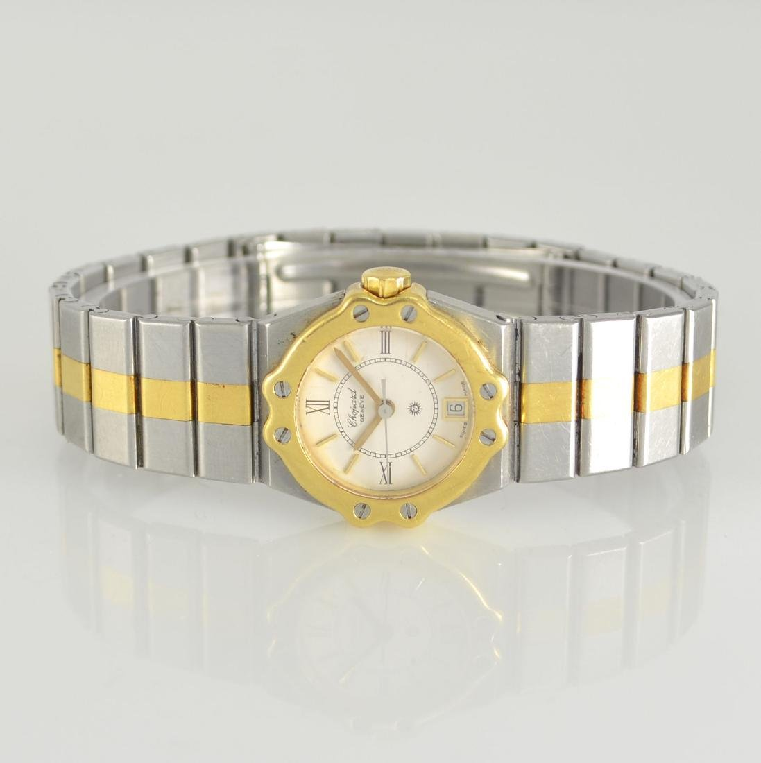 CHOPARD ladies wristwatch model St. Moritz