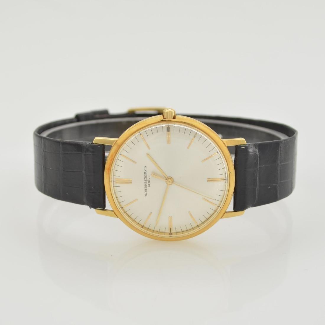 VACHERON & CONSTANTIN fine 18k gold gents wristwatch