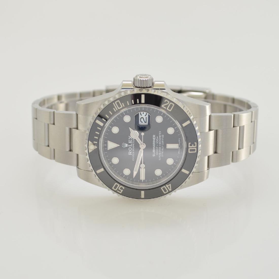 ROLEX gents wristwatch Submariner Date 116610LN