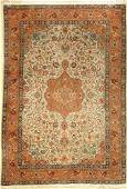Fine Tabriz Carpet,