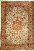 Fine Tabriz Carpet,