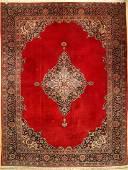 Fine Kashan Carpet,
