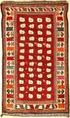 Qashqai-Gabbeh Rug,