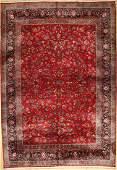 Kurk Kashan Carpet