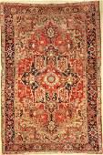 Heriz Carpet,