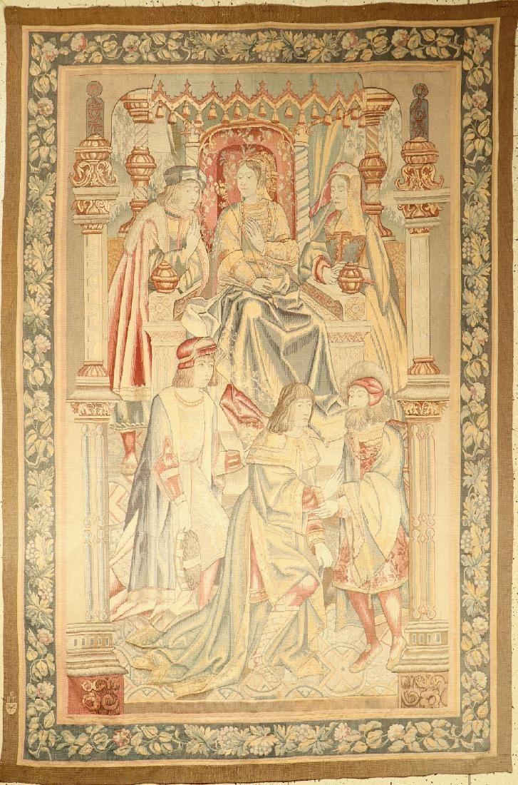 German Tapestry,
