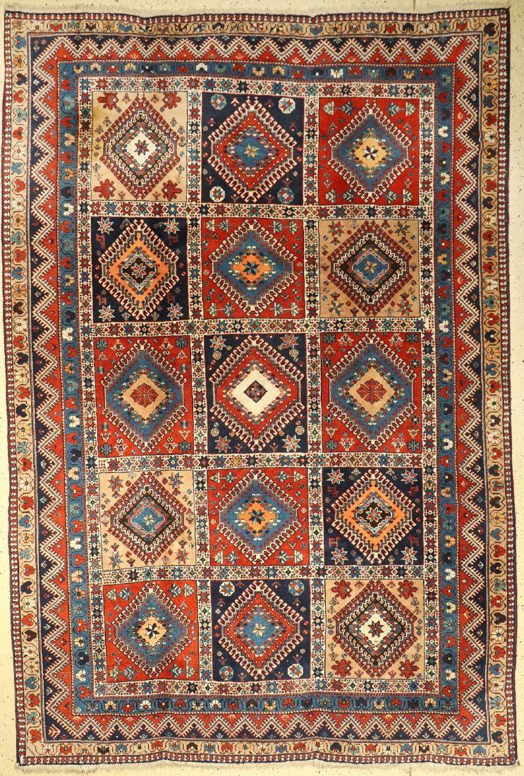Yalameh Carpet,