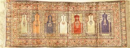 Kaisery-Flosh 'Saf Prayer-Rug',