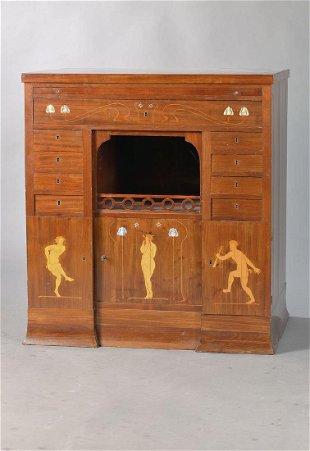 Vintage Art Nouveau Furniture For Sale Antique Art Nouveau Furniture